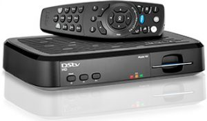 Cape Town DStv decoder