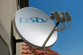 DStv installations in Tokai